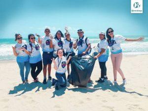 Dia Mundial da Limpeza de Praia - Braslimp